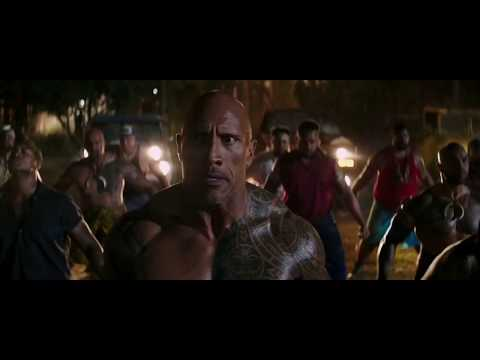 Fast and Furious - Hobbs and Shaw - Samoan Warrior Fight Scene HD