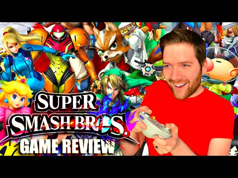 Super Smash Bros. for Wii U – Game Review