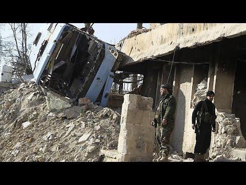 Συρία: Έκκληση για ειρήνη από τα ΗΕ – Ξεκινούν ειρηνευτικές συνομιλίες στη Γενεύη