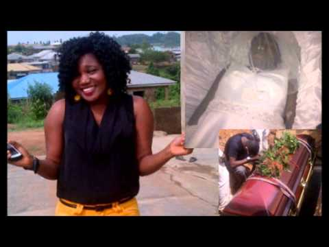 The Untold Story Of Bisi Komolafe's Mysterious Death   She Died Of Spiritual Attack