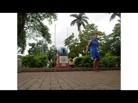 Jump Rope Anywhere: Costa Rica, 2014 [Bloom to Fit]