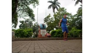 GRAB MY FREE JUMP ROPE CRASH COURSE: http://www.jumpropecrashcourse.com JUMP ROPE ANYWHERE This is a brand...