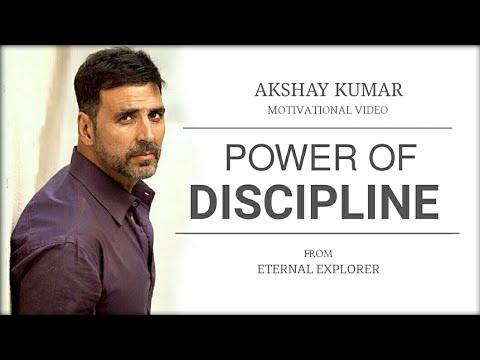 POWER OF DISCIPLINE