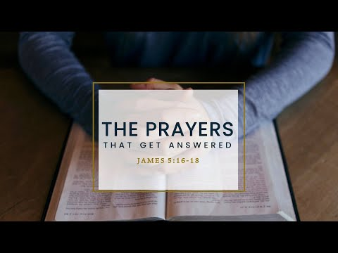"""The Prayers That Get Answered - Pastor Carmelo """"Mel"""" B. Caparros II"""