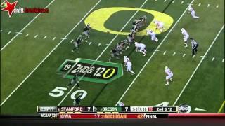 Colt Lyerla vs Stanford (2012)