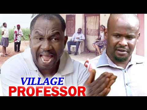 Village Professor Season 1&2 - Do Good 2020 Latest Nigerian Nollywood Comedy Movie Full HD
