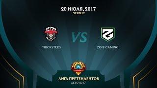 TRX vs ZG - Неделя 4 День 1 Игра 1 / LCL