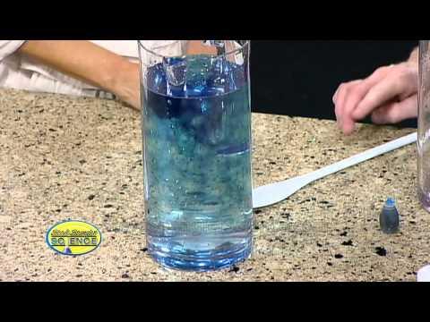 Zurück in die Schule Wissenschaft - Coole Experimente