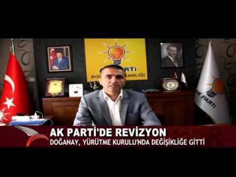 AK PARTİ'DE REVİZYON