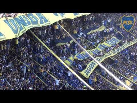 Boca Temperley 2016 / Otra vuelta Boca - La 12 - Boca Juniors