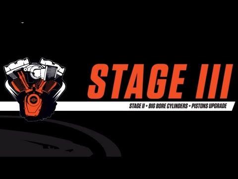 Screamin' Eagle Stage III Upgrades | Harley-Davidson