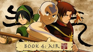 Video What Avatar The Last Airbender Book 4: Air Would Have Been! MP3, 3GP, MP4, WEBM, AVI, FLV Juni 2019