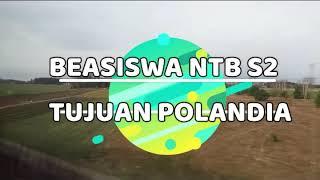 Serunya Perjalanan Awardee Beasiswa NTB Batch 1 di Polandia
