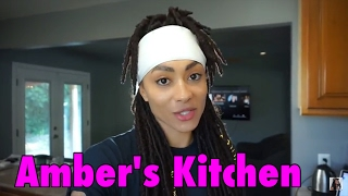"I hope you guys enjoyed me cooking for you in the first of Amber's Kitchen! Let me know what you guys would like to see next....what should we cook??Definitely check out Thrive Market! It's Amazing!!Get an extra 20% OFF your first box of groceries on Thrive Market + Free Shipping + 30 Day Trial! Click http://thrv.me/amberscloset-1m20pThrive Market is my favorite new online store that sells the top organic and healthy products at wholesale prices shipped straight to your door.  At Thrive Market, you can sort the entire catalog of products in one click by categories or dietary preferences like ""vegan,"" ""gluten-free,"" or ""sustainably sourced.""  Thrive Market's mission is to make healthy living easy, affordable and accessible to everyone.  Shop around and you'll find all your favorite trusted organic and non-GMO premium brands at up to 50% OFF! My Patreon page: https://www.patreon.com/AmbersClosetIG: http://instagram.com/amberscloset# @AmbersClosetTwitter: https://twitter.com/amberscloset33SnapChat: AmbersCloset33Email: BookAmbersCloset@gmail.comAmbersCloset Mail:3010 Wilshire Blvd #368, Los Angeles CA 90010Wassup....I'm Amber and I'm a Weirdo! I make videos that range from challenges, comedy skits, motivational videos, fashion, vlogging my everyday life, LGBT topics, and more.  I'm comfortable with who I am, and I'm not afraid to be open to the world. I first started my channel to help others that may be struggling with their identity, to break stereotypes, as well as to showcase my unique androgynous/tomboy style. Since I started, it's turned into so much more....and I truly LUV and appreciate my followers and supporters.  Welcome to the AmbersClosetArmy!"