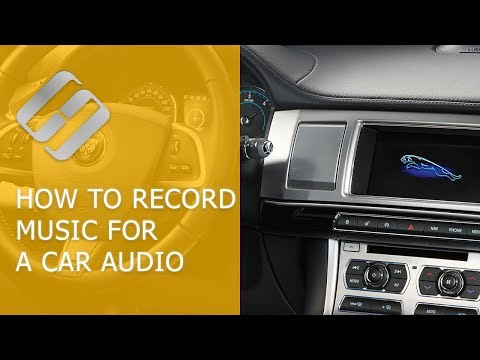 How to Burn Music on CD or DVD for a Car Audio in MP3, FLAC, AudioVideo Formats🎵 🚗 💽