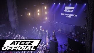 ATEEZ(에이티즈) 'THE EXPEDITION TOUR IN USA' Making Film @LA