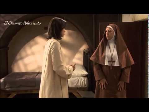 aurora visita maria in convento e viene sorpresa dalla reverenda madre