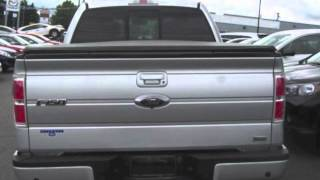 2010 Ford F 150 FX4 on Sale at Nanaimo Honda, Nanaimo B.C.