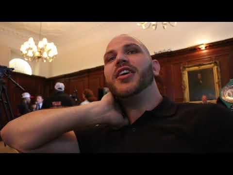 HEAVYWEIGHT TOM LITTLE SENSATIONALLY CLAIMS DANIEL DUBOIS QUIT IN SPARRING AGAINST MARTIN BAKOLE (видео)