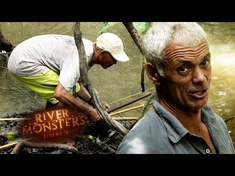 Fishing With A Bow & Arrow In Surinamese Wilderness | River Monsters