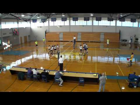 Goucher/USMMA - 10/27/13 - Set 2 (25-15)