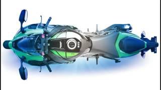 9. Hot new Kawasaki ZX 10R unveiled