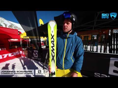 Salomon Ski Neuheiten 2015/2016: Johannes Schumann über die Salomon-Highlights