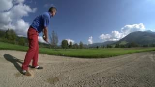 Wo Golferherzen höherschlagen: Saalfelden Leogang