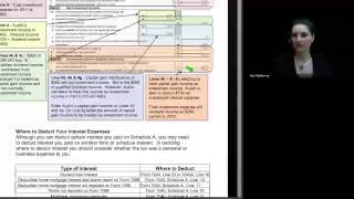 2011 Basic Session 09 - Itemized Deductions (Interest Expense And Charitable Contributions)
