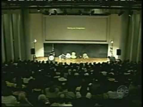 Randy Pausch (The Last Lecture) April 2008 interview part 5