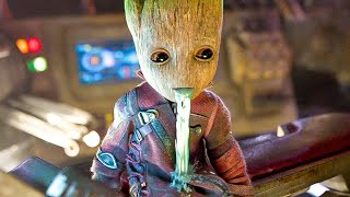 Nonton GUARDIANS OF THE GALAXY 2 Best 'BABY GROOT' Movie Clips (2017) Film Subtitle Indonesia Streaming Movie Download