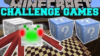 Video Minecraft: CHRISTMAS SPIDER CHALLENGE GAMES - Lucky Block Mod - Modded Mini-Game MP3, 3GP, MP4, WEBM, AVI, FLV Juni 2018