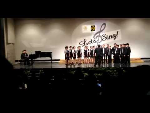 SWS Chorus - Because He Lives - Sally Deford