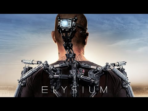 Elysium (2013) Film Explained in Hindi/Urdu | Sci-fi Elysium Story हिन्दी