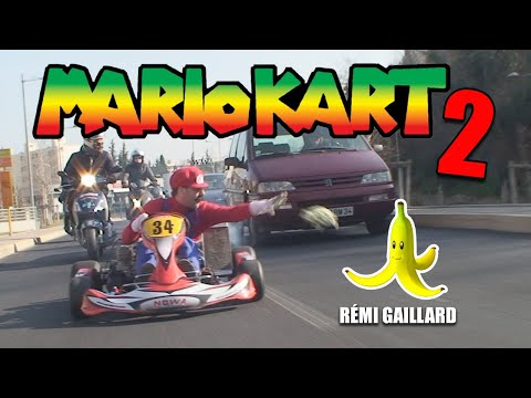 Mario Kart is back (R�mi GAILLARD) Video
