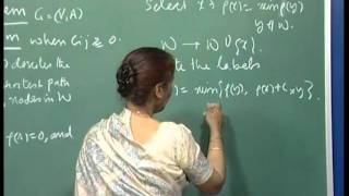 Mod-01 Lec-31 Assignment 6, Shortest Path Problem, Shortest Path Between Any Two Nodes