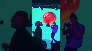 Wizkid Trills Fans With His Dance Moves At His Concert In DC