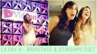 Main Stage & Starships Duet
