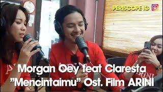 Morgan Oey feat Claresta