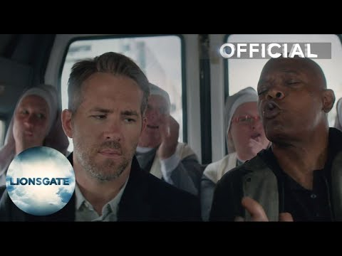 The Hitman's Bodyguard The Hitman's Bodyguard (UK Trailer)
