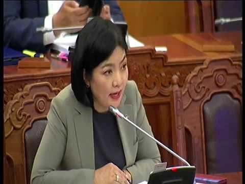 М.Билэгт: Үндсэн хуулийн нэмэлт өөрчлөлтөөр төрийн албаны хариуцлагыг нэмэгдүүлэх ёстой