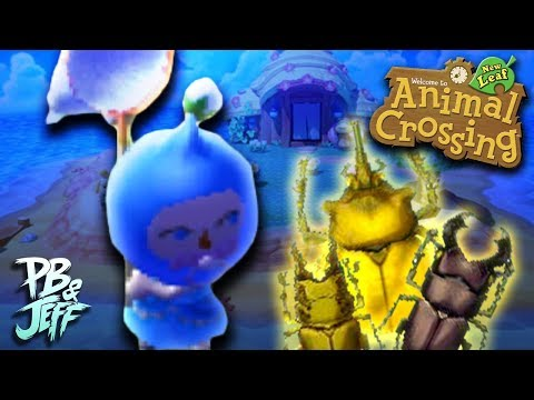 Animal Crossing: New Leaf | A Night of Bugs (Part 9)