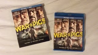 Nonton War Pigs  2015  Blu Ray Review And Unboxing Film Subtitle Indonesia Streaming Movie Download
