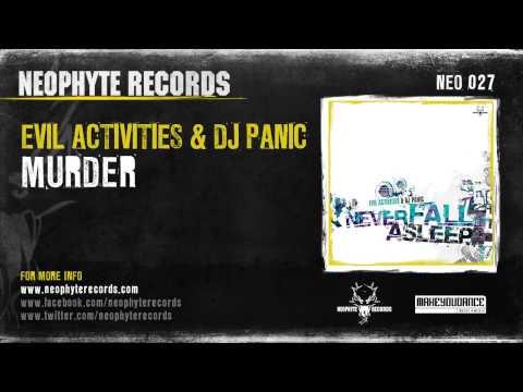 Evil Activities & Panic - Murder