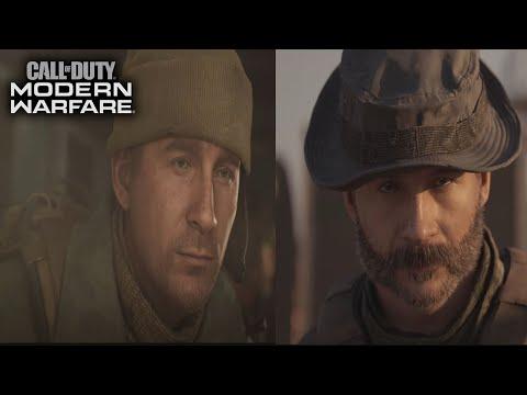 Farah Meets Captain Price - Call Of Duty Modern Warfare