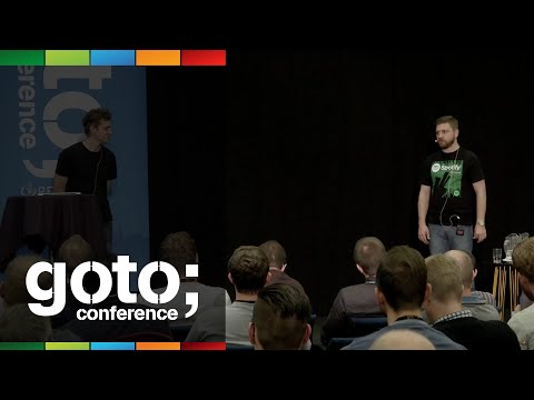 GOTO 2015 • The Evolution of Hadoop at Spotify Through Failures and Pain • Josh Baer & Rafal Wojdyla