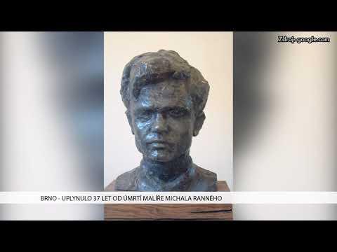 TV Brno 1: 6.2.2018 Uplynulo 37 let od úmrtí malíře Michala Ranného.
