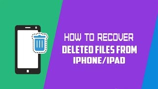"Have you ever accidentally deleted/Lost pictures, text messages, contacts and other important data on your iPhone, iPad or iPod touch? For some reason your iOS black/white screen, crash or lost,cause you loss of all of your data, how to recover your lost data from iPhone, iPad or iPod touch?Don't worry, all your lost files are still on you iOS device or iTunes(if you have backup), you can recover them with a iOS data recovery software called Gihosoft free Iphone data recovery.download it from here https://www.gihosoft.com/iphone-data-recovery-free.htmlGihosoft iOS Data Recovery is a useful recovery software that allows  you to restore all your iPhone, iPad or iPod data, including pictures, messages, contacts, videos, notes, etc.IF THIS VIDEO WAS HELPFUL THEN PLEASE SHARE IT ON YOUR SOCIAL MEDIA ACCOUNTS AND SUBSCRIBE TO THIS CHANNEL FOR  MORE VIDEOS.SUGGESTED VIDEO:How To Transfer Charge From Phone To Phonehttps://www.youtube.com/watch?v=3k18UEKyA18-Run Windows on Android (No ROOT)https://www.youtube.com/watch?v=xDqewaTPetU-How To Use a Smartphone as Mouse or Keyboardhttps://www.youtube.com/watch?v=erkX_k9F_d4-Control Your Android Phone From PC ( No Root Required ) https://www.youtube.com/watch?v=XBljXJZGnUU-How To Update Android KitKat to Lollipop 5https://www.youtube.com/watch?v=S-1VHQjJMhk-Transfer Files From USB Flash To Any Smartphone Without PChttps://www.youtube.com/watch?v=i7R55rwnE2I-Mirror Your Android Screen to a PC or Mac Without WiFi or Internethttps://www.youtube.com/watch?v=qRKsxpbDZkk-How To Add Pattern Lock On Windows Computerhttps://www.youtube.com/watch?v=L2hqW87gw5E-How to Recover Deleted Files from Android Phones/Tabs Without PChttps://www.youtube.com/watch?v=fjx_67t_q2I-Watch YouTube Videos Without Internethttps://www.youtube.com/watch?v=aJtRtFno9Wg-2 Ways To Recover Files From Android After Factory Reset or Hard Resethttps://www.youtube.com/watch?v=iPCoyRpMrqw-How To Use 3G/4G USB Modem With Android Tablet or Phonehttps://www.youtube.com/watch?v=GjExavbCano-How To Run iOS On Windowshttps://www.youtube.com/watch?v=9z8HkeKZSx8-How To Use Google Translate Without Internethttps://www.youtube.com/watch?v=MFgmwCO_3RY-How to find your phone EVEN when its on SILENT MODEhttps://www.youtube.com/watch?v=tzSU1XJZTPs-Find and delete duplicate files from androidhttps://www.youtube.com/watch?v=BRpm42meyVA--------------------------------------------------------------------------------------------------------------------------------------------------------------------------------------------------------------------------FOLLOW ME ON SOCIAL MEDIA.-Follow me on Twitterhttps://twitter.com/TechZaadaFollow me on Facebookhttps://www.facebook.com/techzaadaFollow me on Google Plus https://plus.google.com/u/0/+abdulrahmanturkmanCena/-pin me on Pinteresthttps://www.pinterest.com/abdulrahmancena/-~-~~-~~~-~~-~-Please watch: ""How to Unlock Android Pattern or Pin Lock without losing data  Without USB Debugging"" https://www.youtube.com/watch?v=mbMBqBLPGLQ-~-~~-~~~-~~-~-"