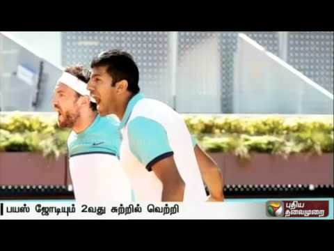 French-Open-Tennis-2016-Leander-Paes-and-Bopanna-move-to-third-round