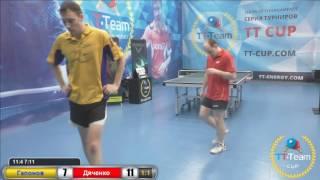 Гапонов А. vs Дяченко В.